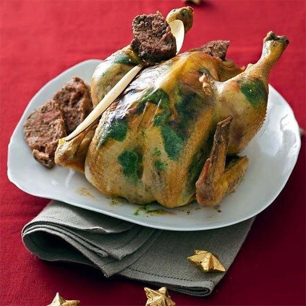 Turkey-snail-butter-stuffing