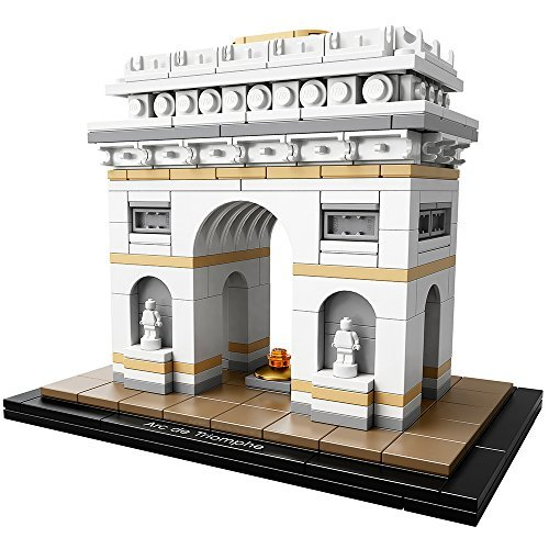 LEGO gift Arc De Triomphe: A French inspired gift for kids