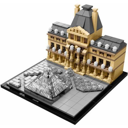 Lego gift louvre lego set: A French inspired gift for kids