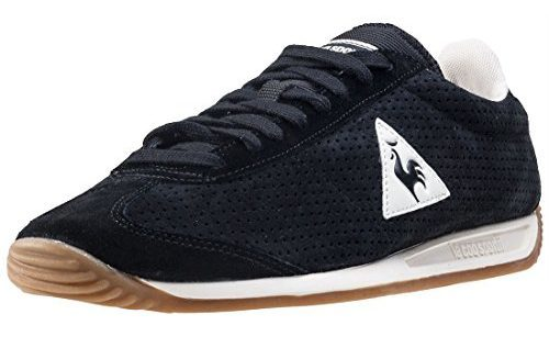 Le Coq Sportif Quartz Mens Trainers Black image attachment (large)