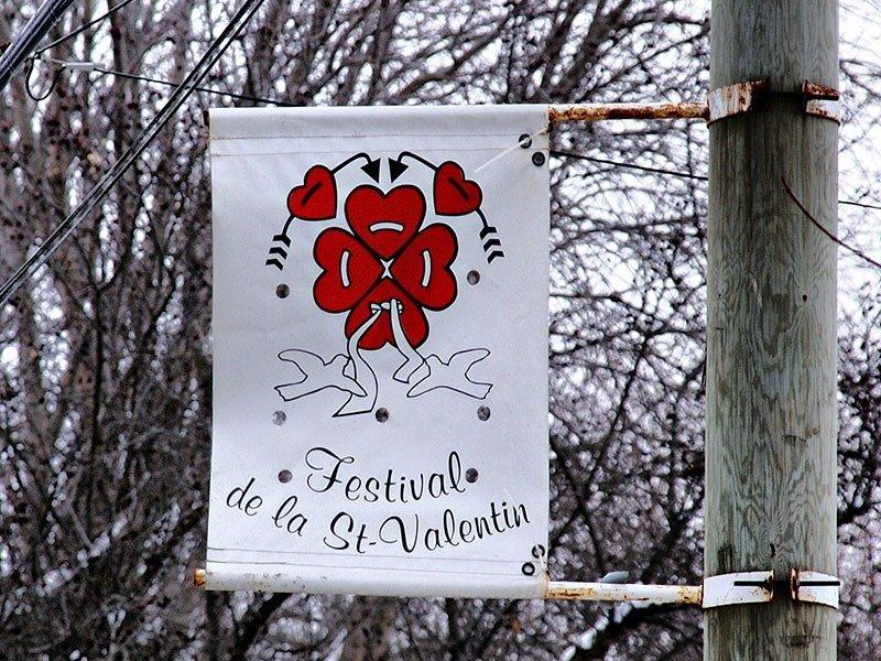 Saint-Valentin festival