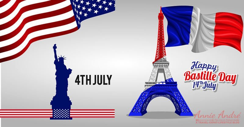 France's Bastille day vs Americas fourth of july explained