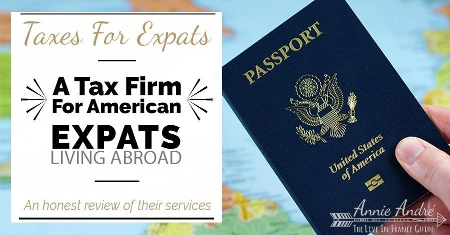 Taxes for Expats: A tax firm for American Expats living abroad