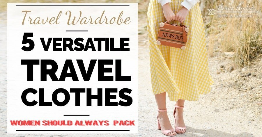 5 extremely versatile travel clothes women should pack for their next holiday