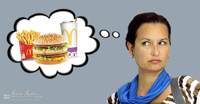 McDonald's and the stereotype that all Americans eat it