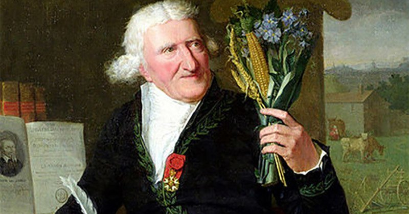 Mr. Parmentier is credited for making potatoes popular in France after it was made illegal to grow.