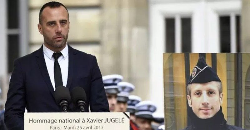 French laws: posthumous marriage in France: Gay partner married fallen police officer