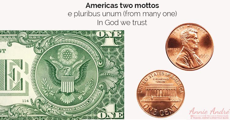 USA has two mottos