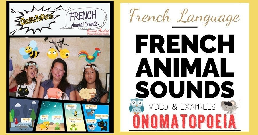 Top 25 Animal Sounds In French Explained By My French