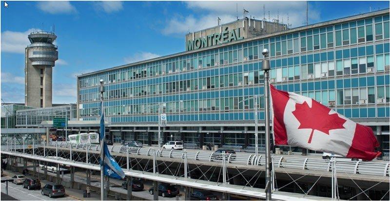 Montreal International Airport YUL