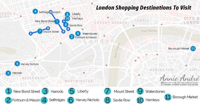 11-top-London-Shopping-destinations-map