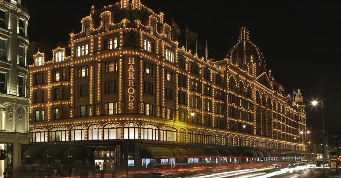Harrods--shopping-destination-UK