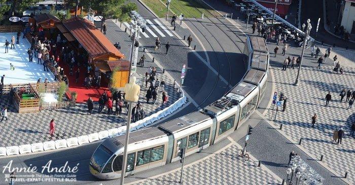 Avenue-Jean-Medecini is Nice's popular shopping street