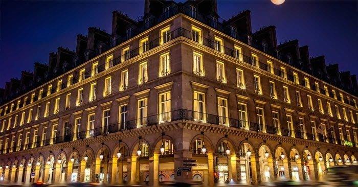 paris-rue-rivoli expensive street Paris