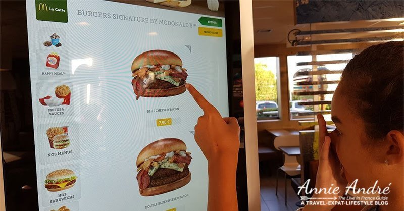 check out the blue cheese burger at McDonalds