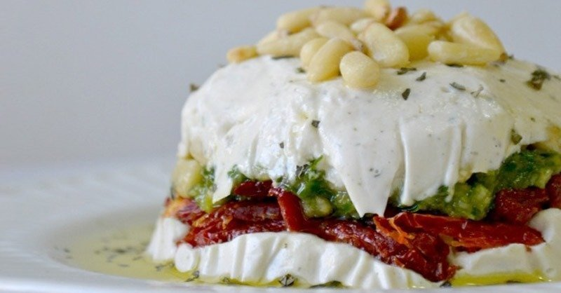 Vegan French goat cheese recipe- Chevre cheese