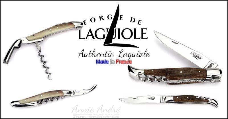 Forge de Laguiole corkscrews