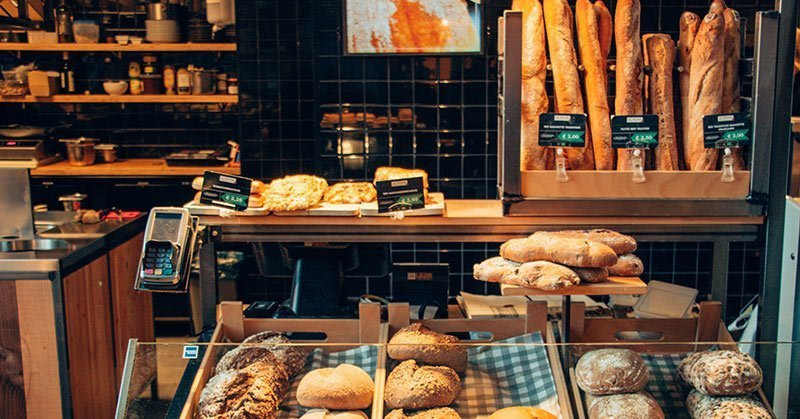 bread is practically the soul of a French diner. Without it something would be missing