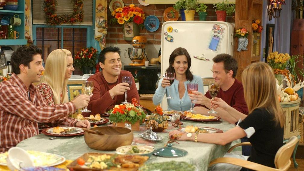 what French people might find strange about an American Thankgsgiving