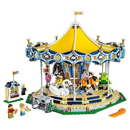 Lego Creator Carousel; a French inspired gift for kids