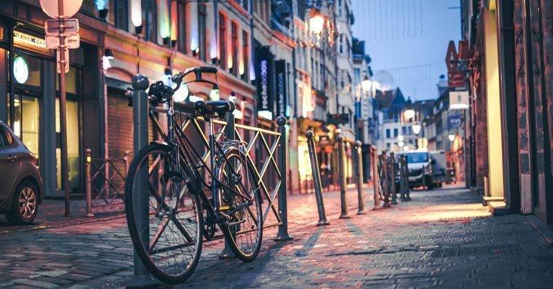 Lille , France's 10 most populated city