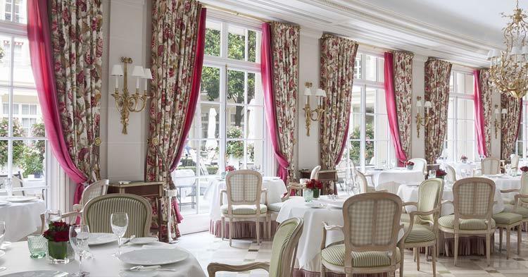 Epicure | 3 Michelin Star Restaurant Paris