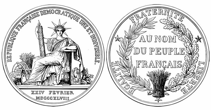 Grand sceau de France: Official great seal of France