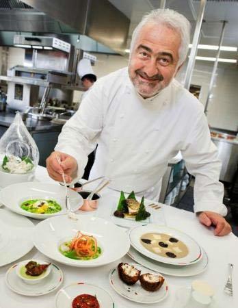 Restaurant Guy Savoy: Michelin 3 star restaurant in Paris