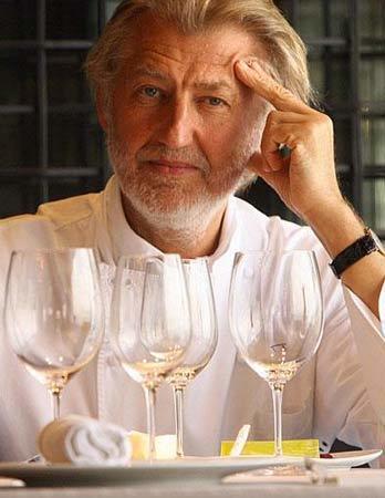 Pierre Gagnaire 3 Michelin star restaurant Paris