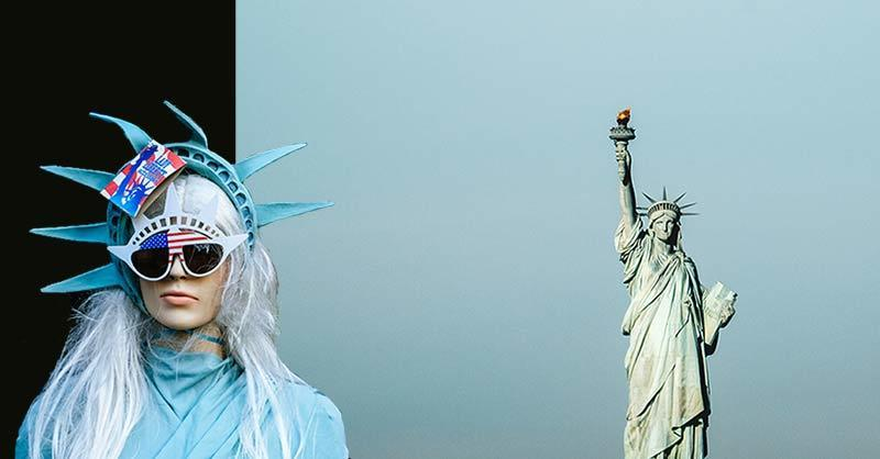 Where to find 35 replicas of the STATUE OF LIBERTY in France