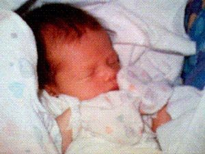 hilippe Kahn took the first ever cell phone picture of his then-newborn daughter Sophie in Santa Cruz County.