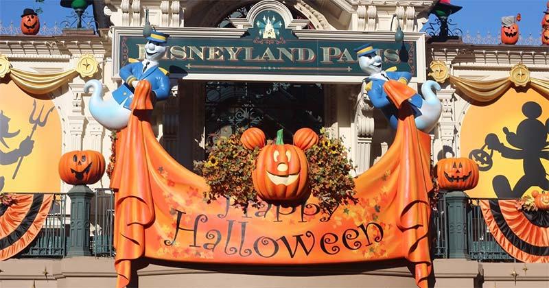 Celebrate Halloween in France at Disneyland Paris