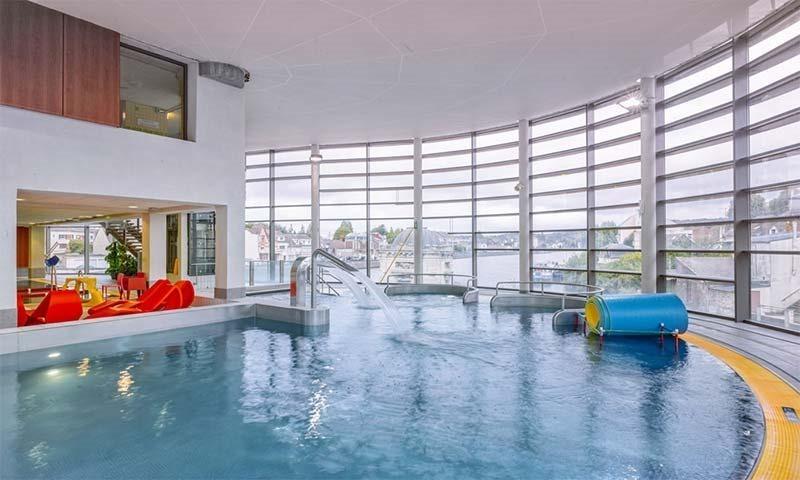 "public pool in Creil France ""la piscine municipal"""