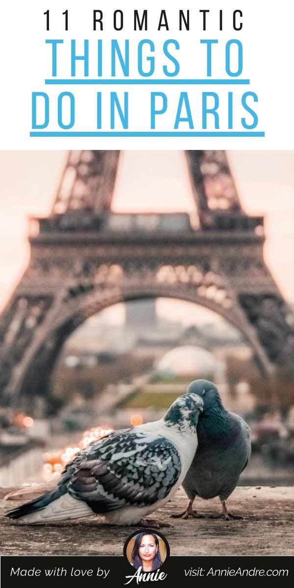 Pintrest pin about Spots in paris for couples