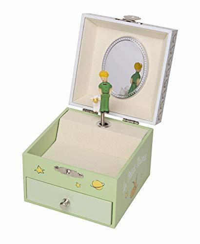 little prince music box: A French inspired gift for kids in love with France