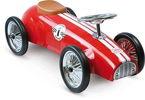 Vilac Racing Ride-On Car (Red)
