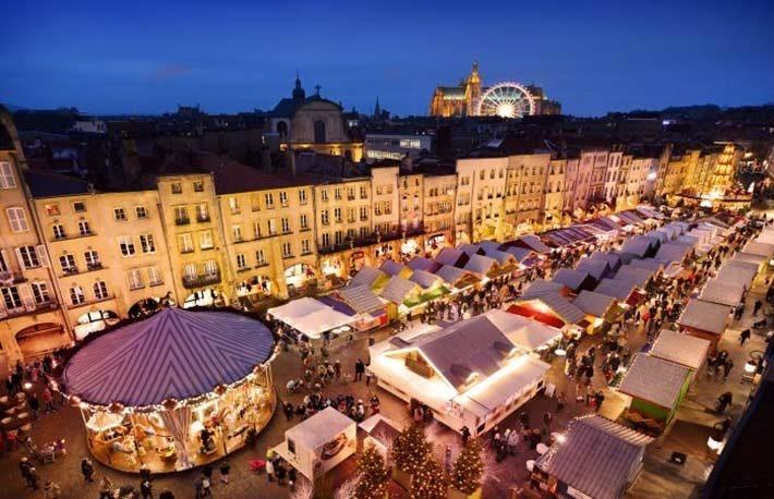 Metz Christmas market