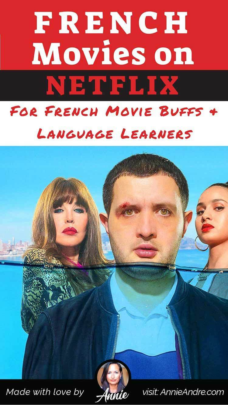 Pin for Fantastic French movies on Netflix for French movie buffs and French language learners