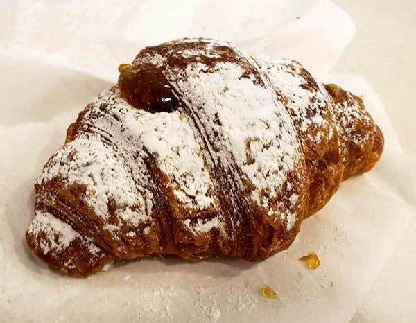 photo of Italian Cornetto pastry