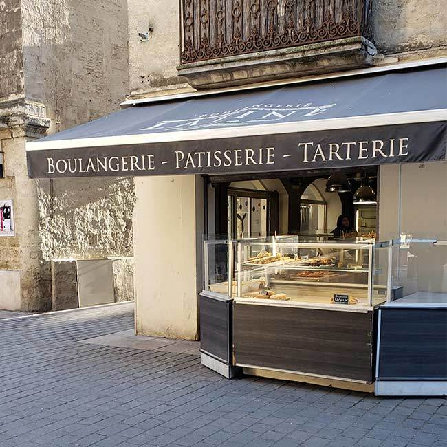 Boulangerie Patisserie in Montpellier