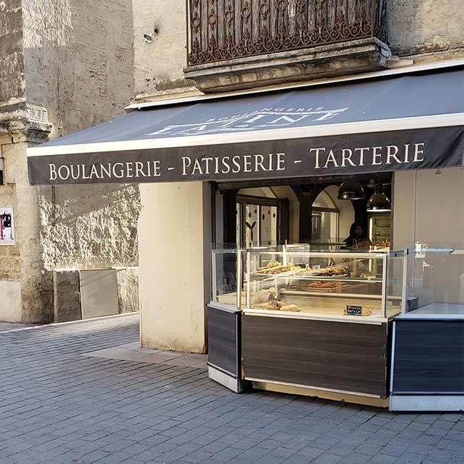 Boulangerie Patisserie in Montpellier