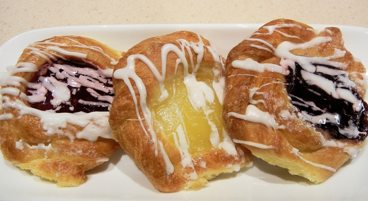 photo of Danish pastry