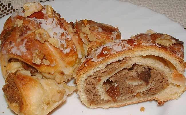 Saint Martin croissant from polland