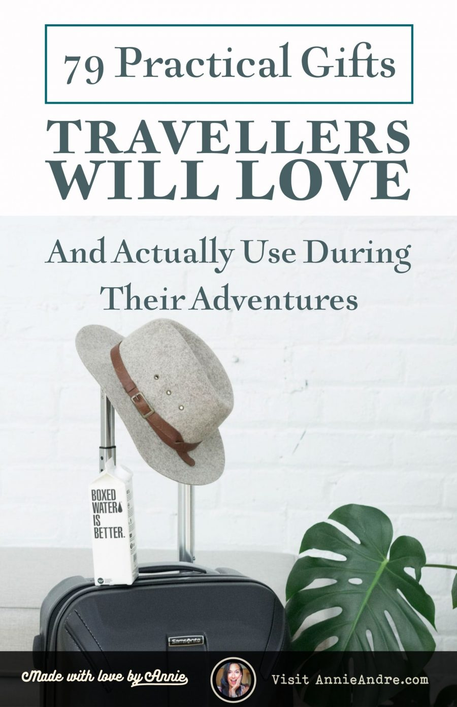 79 Practical Gifts Travellers will love and actually use on their adventures abroad