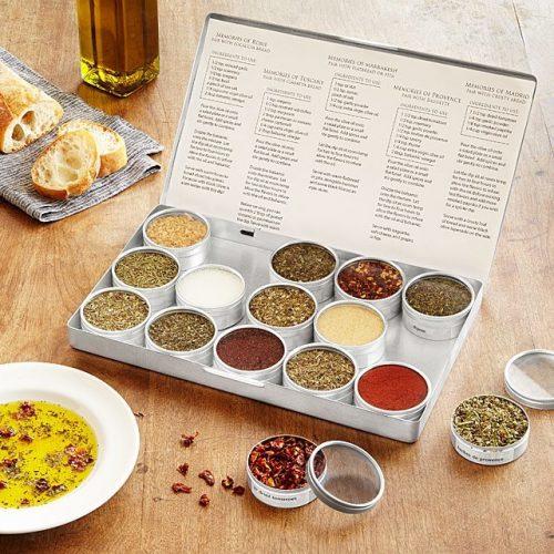 Gourmet Travel Seasoning Set