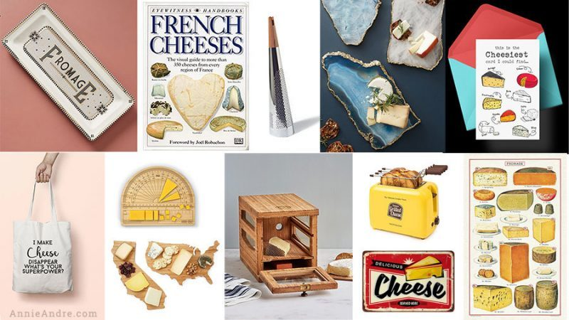 The ultimate gift guide for cheese lovers for every personality and budget.