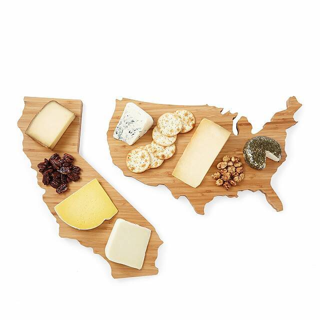 Pick Your State Cheese Boards
