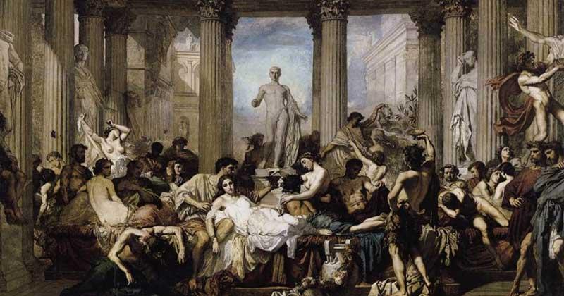 Saturnalia: Roman festival that gave birth to Christams and Mardi gras customs