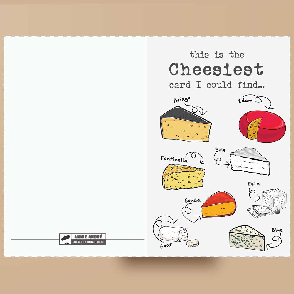 printable Greeting card: this was the cheesiest card I could find: (white)