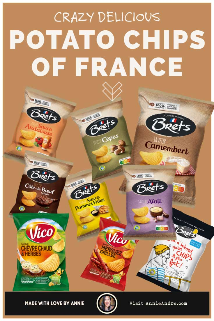 crazy delicious potato chips you can only buy in France